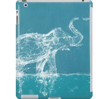 The Water Elephant iPad Case/Skin