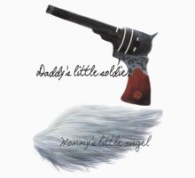 Daddy's Blunt Little Instrument by EdenIsRising