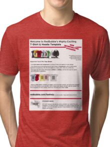 A Heart Of Love Tri-blend T-Shirt