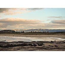 Windang Beach, NSW Australia Photographic Print