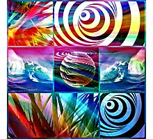 surf down under Photographic Print