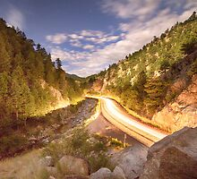 Boulder Canyon Dreamin by Bo Insogna
