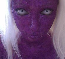 Purple Glaze by Creationsviaamy