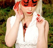 Horned Girl by Creationsviaamy