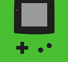 Old School Game Boy Color Green for iPhone & Poster by alish