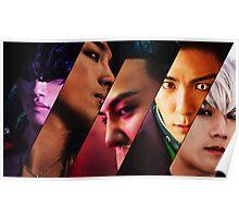 BIGBANG 1 Poster