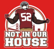 "VICTRS ""Not In Our House""  T-Shirt"