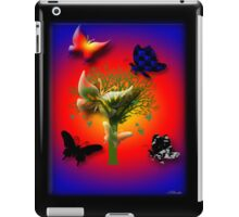 Ƹ̴Ӂ̴Ʒ SILENCE AND THE BEAUTY OF BUTTERFLIES IPAD CASE Ƹ̴Ӂ̴Ʒ iPad Case/Skin
