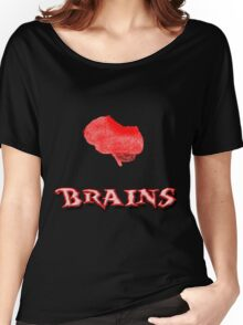 I Need Brains Women's Relaxed Fit T-Shirt