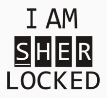 Sherlocked - INVERTED Kids Clothes