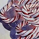 Candy Cane Christmas by Bobbi Price
