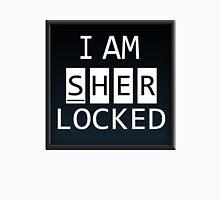 Sherlocked - PHONE DISPLAY Womens T-Shirt