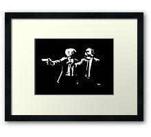 Muppet Fiction Framed Print