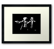 Muppet Fiction Framed Print
