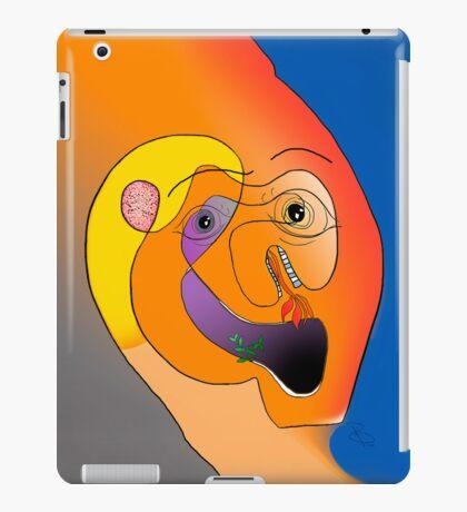 Dueling Duet iPad Case/Skin
