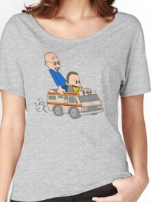 Jesse & Mr White Women's Relaxed Fit T-Shirt