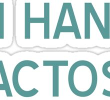Can Handle Lactose T-Shirt- CoolGirlTeez Sticker