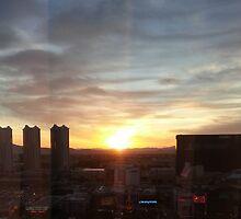 SunSet Las Vegas by j9mayer