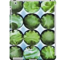 Green Goddess iPad Case/Skin