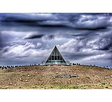 The Margaret Whitlam Pavilion in Canberra Photographic Print