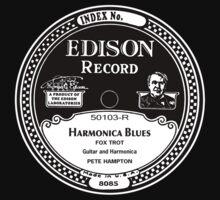 Harmonica Blues by BrBa