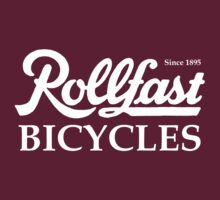 Rollfast Bicycles (dark) by PaulHamon