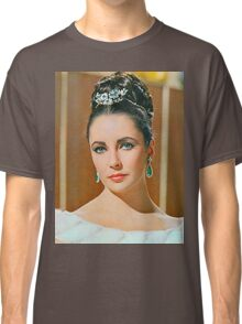 Elizabeth Taylor in The V.I.P.s. Classic T-Shirt