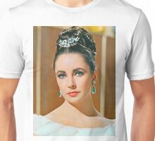 Elizabeth Taylor in The V.I.P.s. Unisex T-Shirt