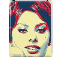 Sophia Loren iPad Case/Skin