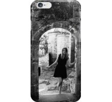 Entering Cybele's town iPhone Case/Skin