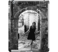 Entering Cybele's town iPad Case/Skin