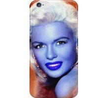 Jayne Mansfield iPhone Case/Skin