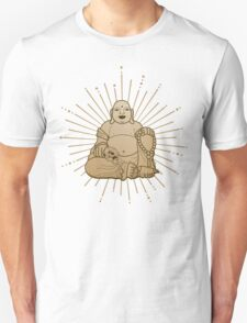 Laughing Buddha Unisex T-Shirt