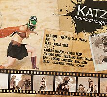 Katz Character Sheet (Scavengers Webseries) by Kenazz