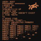 Kernel Panic! - orange by FreakShop404