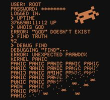 Kernel Panic! - orange by FreakShop404