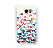 Heart Connections - Watercolor Painting Samsung Galaxy Case/Skin