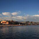 Summer Evenings in Santa Cruz by Laurie Search
