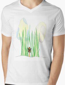 At the Party, Be the Fungi. Mens V-Neck T-Shirt