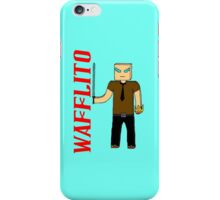 Wafflito The King iPhone Case/Skin