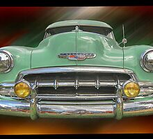 "Child of the 50's - 1952 Chevrolet Deluxe by Michael "" Dutch "" Dyer"
