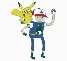 Pokemon Time by Ryan Ramsey
