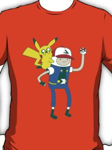 Pokemon Time T-Shirt