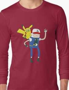 Pokemon Time Long Sleeve T-Shirt