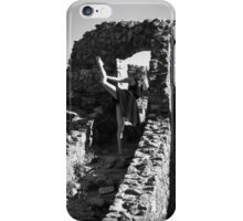 Cybele dancing iPhone Case/Skin