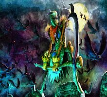 Fiddlesticks by Joe Misrasi