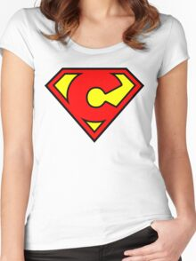 Super C Women's Fitted Scoop T-Shirt