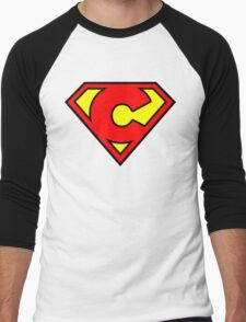 Super C Men's Baseball ¾ T-Shirt
