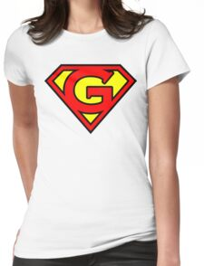 Super G Womens Fitted T-Shirt