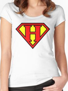 Super H Women's Fitted Scoop T-Shirt